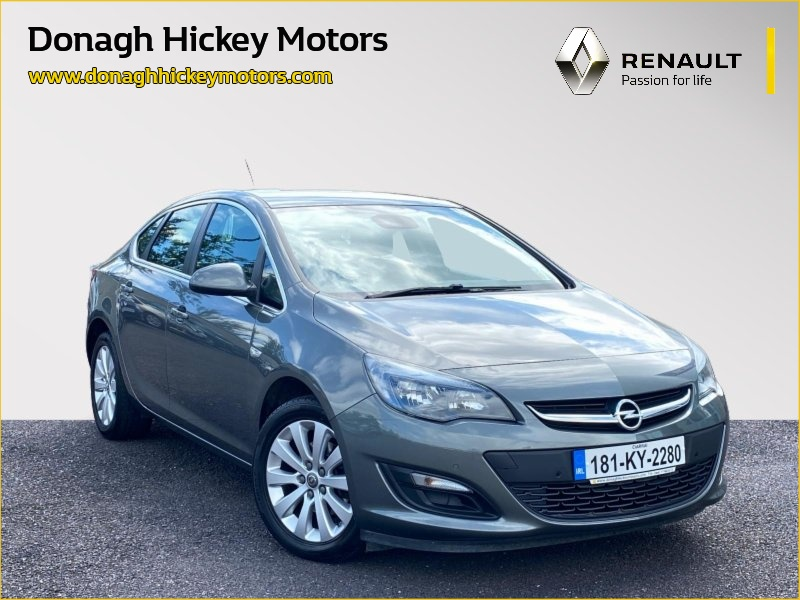 Used Opel Astra 2018 in Kerry