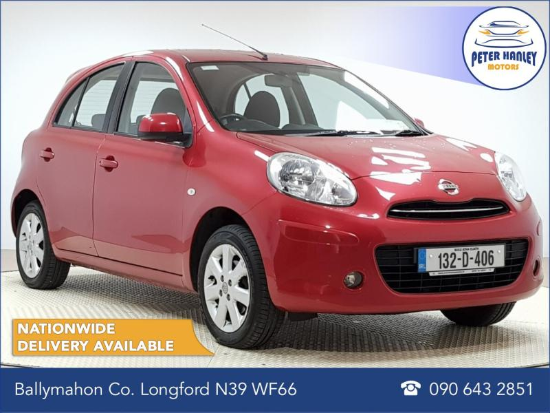 Used Nissan Micra 2013 in Longford