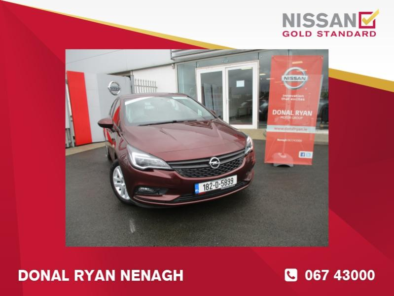 Used Opel Astra 2018 in Tipperary
