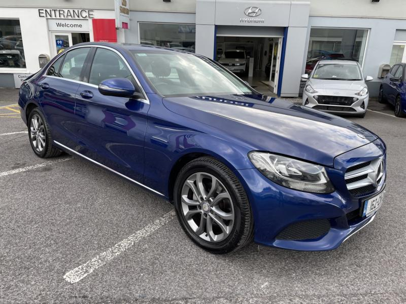 Used Mercedes-Benz C-Class 2016 in Meath