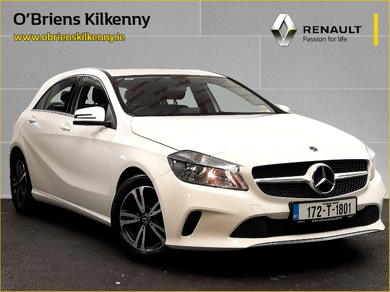 Used Mercedes-Benz A-Class 2017 in Kilkenny