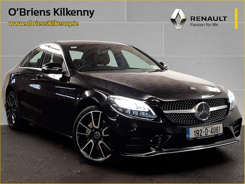 Used Mercedes-Benz C-Class 2019 in Kilkenny