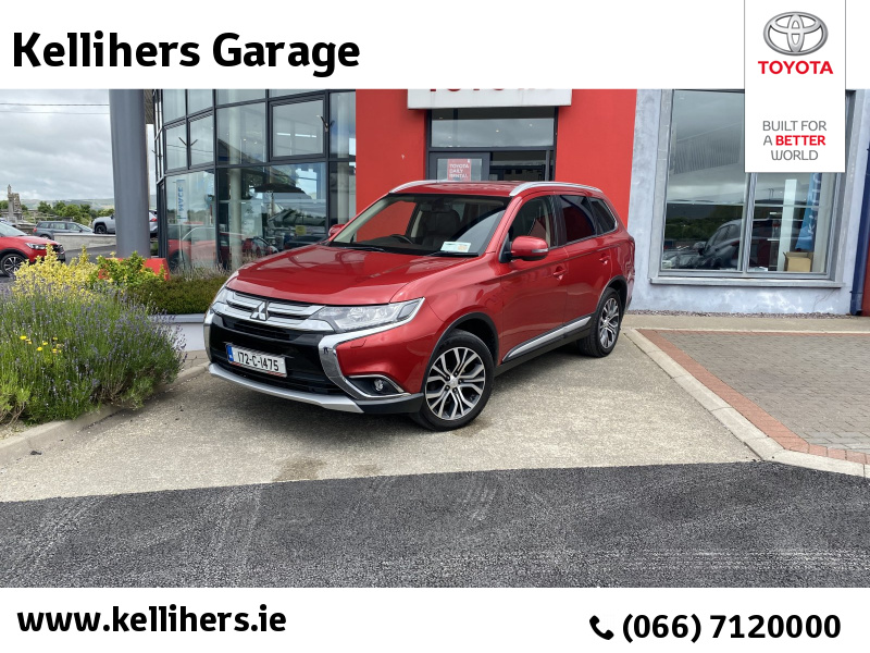 Used Mitsubishi Outlander 2017 in Kerry