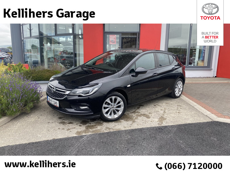 Used Opel Astra 2019 in Kerry