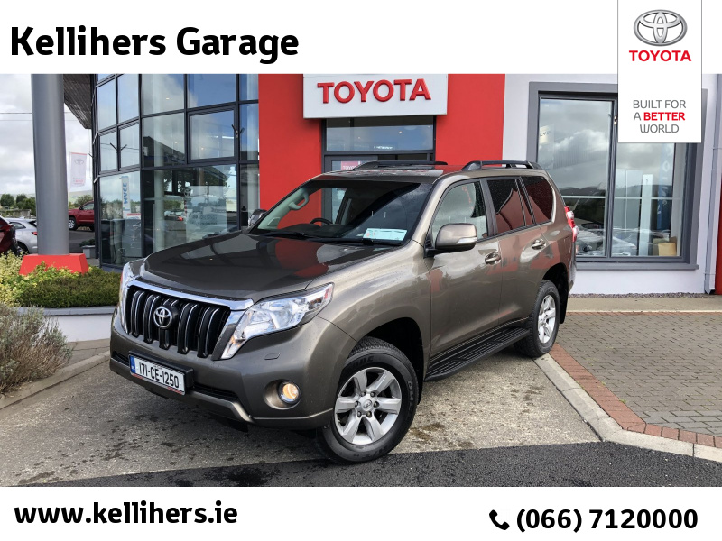 Used Toyota 2017 in Kerry