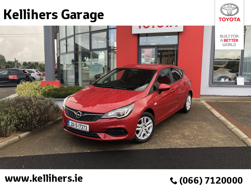 Used Opel Astra 2020 in Kerry