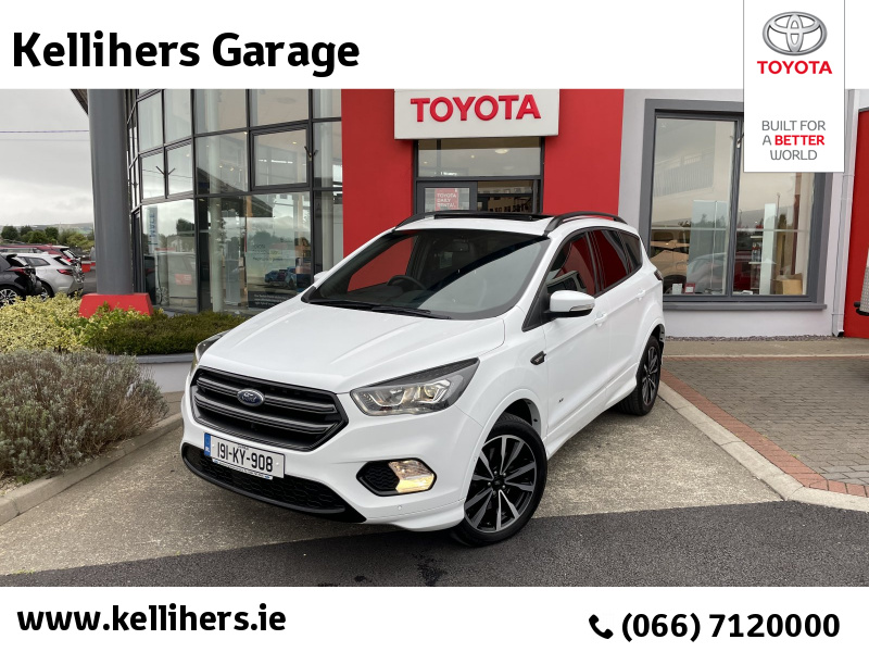 Used Ford Kuga 2019 in Kerry
