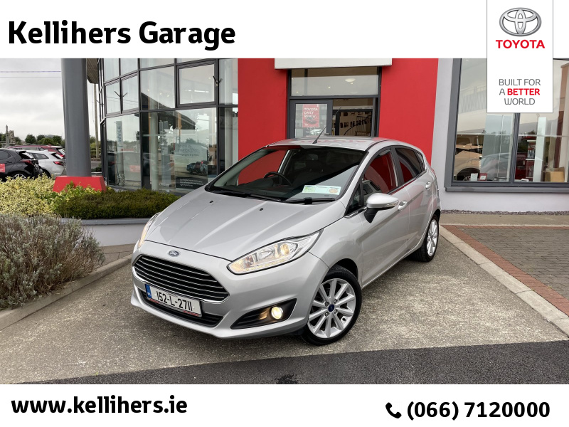 Used Ford Fiesta 2015 in Kerry