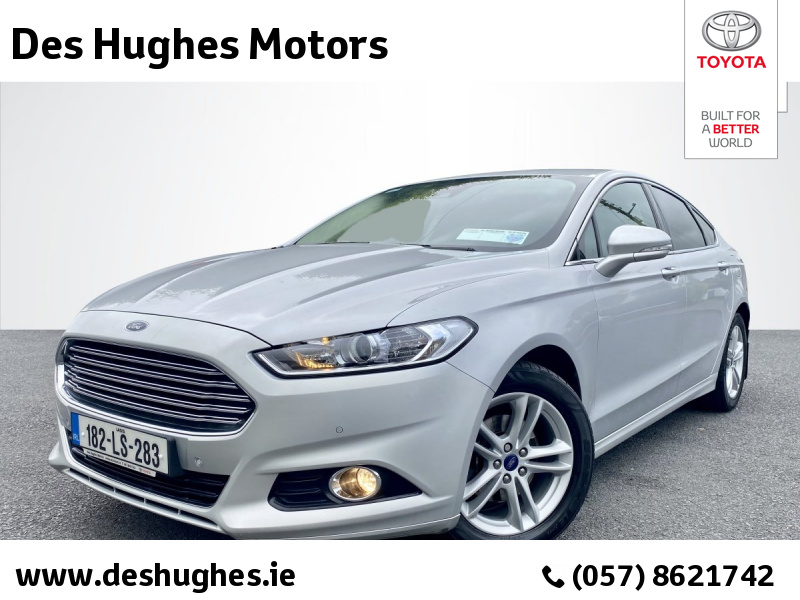 Used Ford Mondeo 2018 in Laois