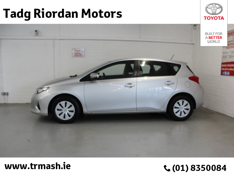 Used Toyota Auris 2013 in Meath