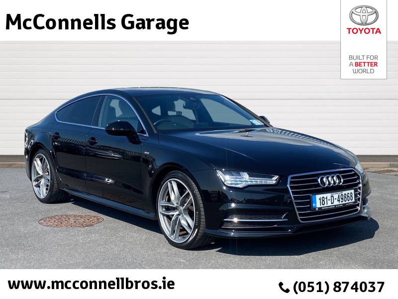 Used Audi A7 2018 in Waterford