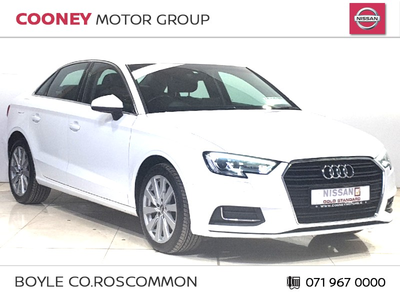 Used Audi A3 2018 in Roscommon