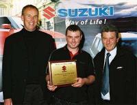 Suzuki Technician of the Year