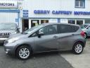 2016 Nissan NOTE 1.2 SV E6 4DR €9,750