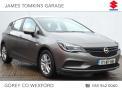 2017 Opel Astra ASTRA S 1.6CDTI 110PS 5DR €16,450