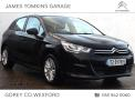 2017 Citroen C4 C4 BLUEHDI100 FEEL 4DR €17,950