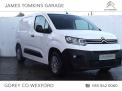 2019 Citroen Berlingo THE ALL NEW 2019 BERLINGO VAN OF THE YEAR €16,056