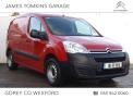 2018 Citroen Berlingo BLUEHDI 75 625 X SWB €12,950