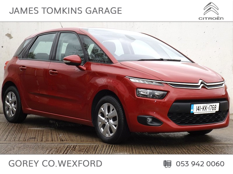 Used Citroen C4 Picasso 2014 in Wexford