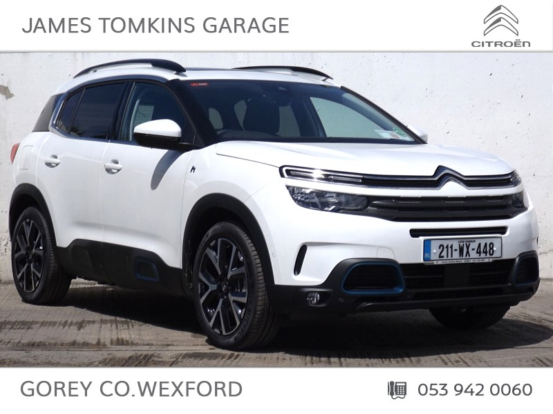 Used Citroen C5 AirCross 2021 in Wexford