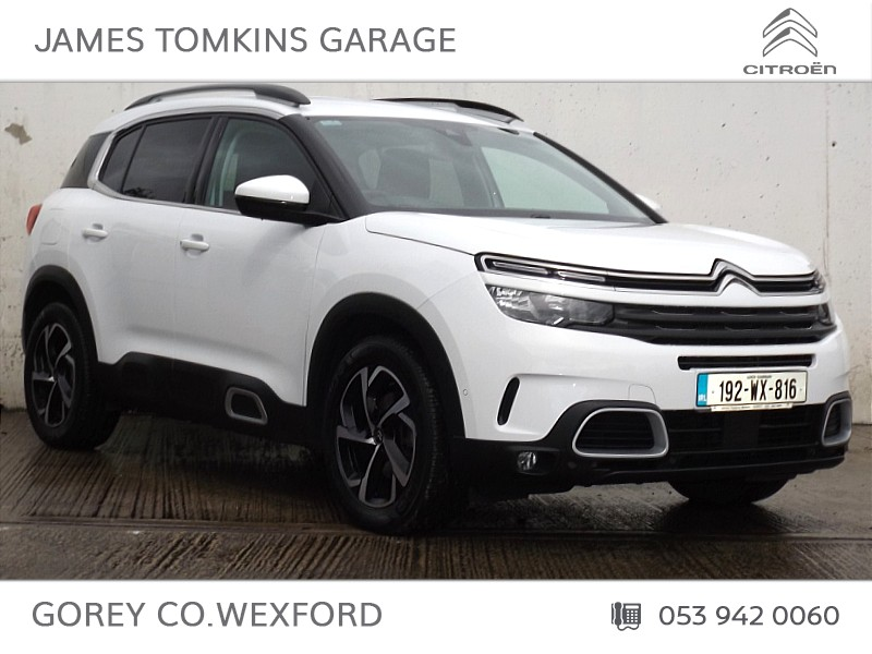 Used Citroen C5 AirCross 2019 in Wexford