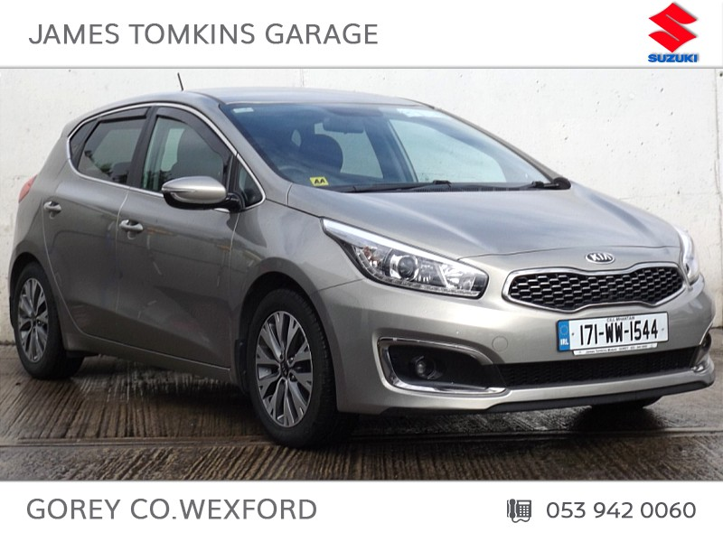 Used Kia Ceed 2017 in Wexford