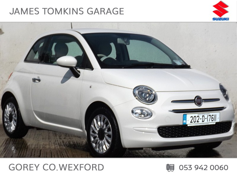Used Fiat 500 2020 in Wexford