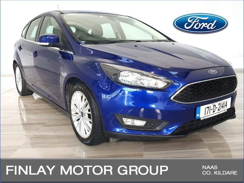 Used Ford Focus 2017 in Kildare