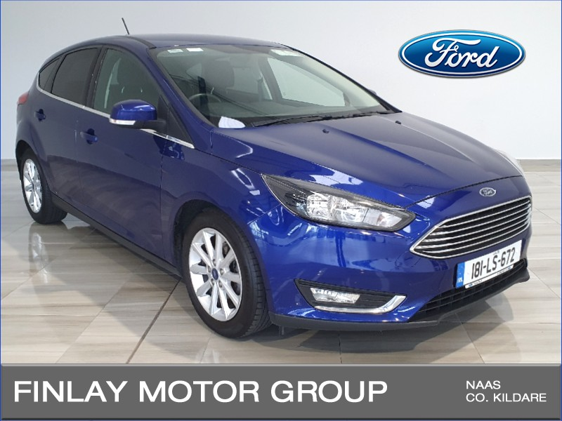 Used Ford Focus 2018 in Kildare