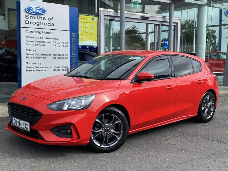 Used Ford Focus 2020 in Louth
