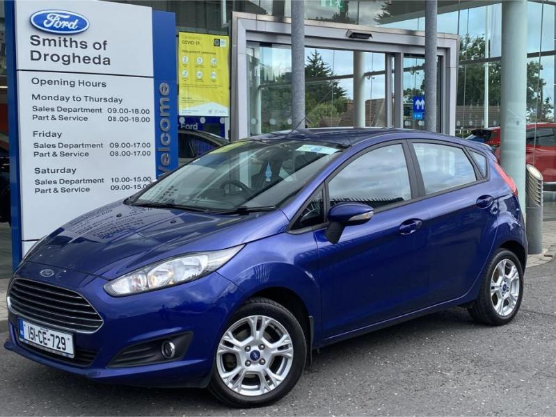 Used Ford Fiesta 2015 in Louth