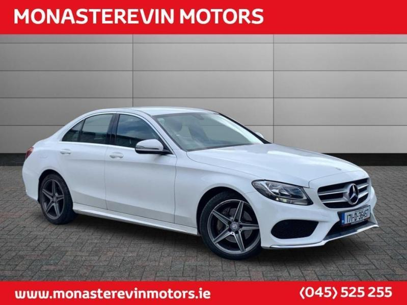 Used Mercedes-Benz C-Class 2017 in Kildare