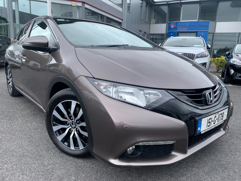 Used Honda Civic 2015 in Galway