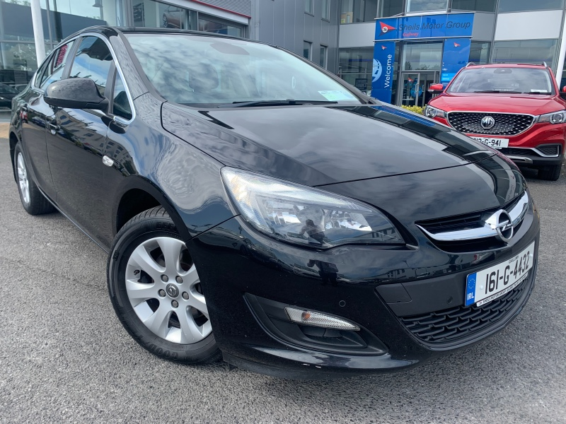 Used Opel Astra 2016 in Galway