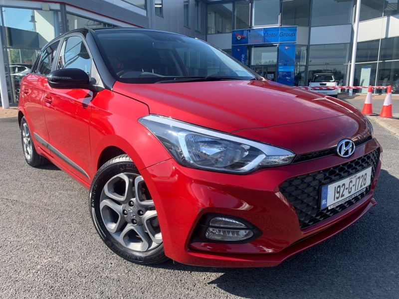 Used Hyundai i20 2019 in Galway