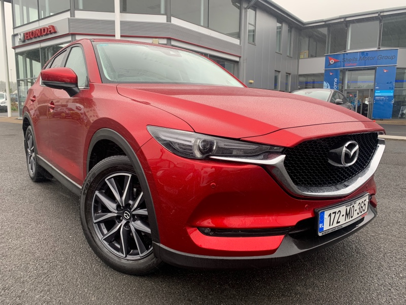 Used Mazda CX-5 2017 in Galway