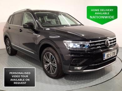 Volkswagen Tiguan Allspace Allspace HIGHLINE 2.0TDI *Full Volkswagen Service History, Electric Sunroof, Heads Up Display*