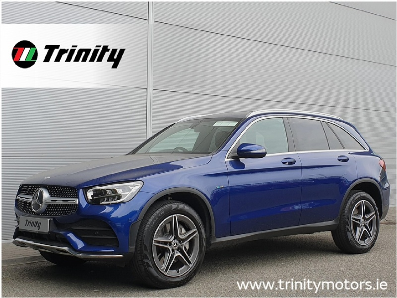Used Mercedes-Benz GLC 2021 in Wicklow