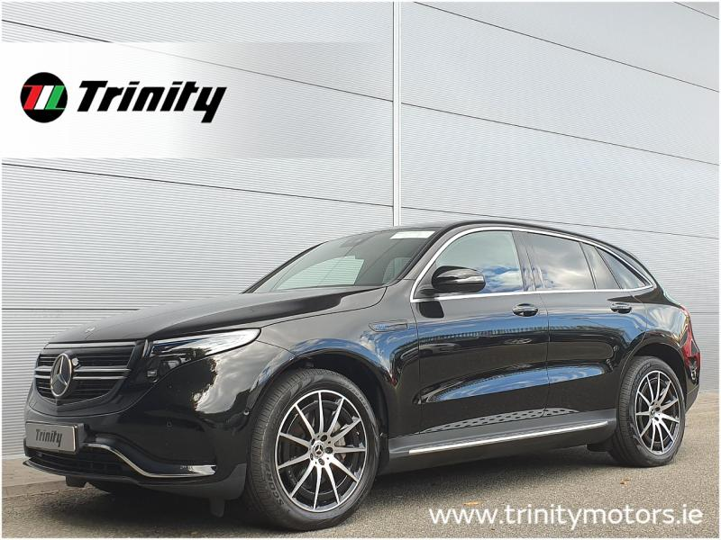 Used Mercedes-Benz EQC 2020 in Wicklow