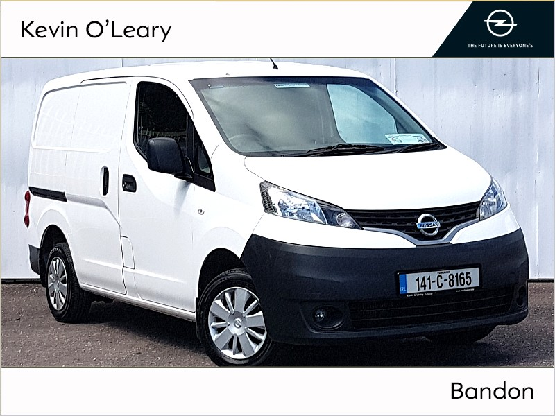 Nissan Nissan NV200 1.5dci Immaculate ++EURO++33 PER WEEK