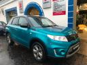 2019 Suzuki Vitara SZT Petrol 0% Finance Available €23,490