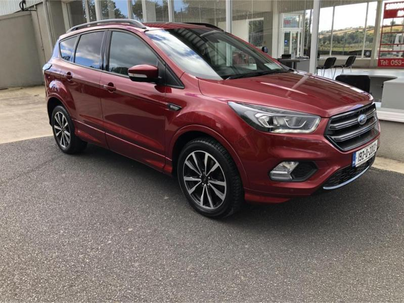 Used Ford Kuga 2019 in Wexford