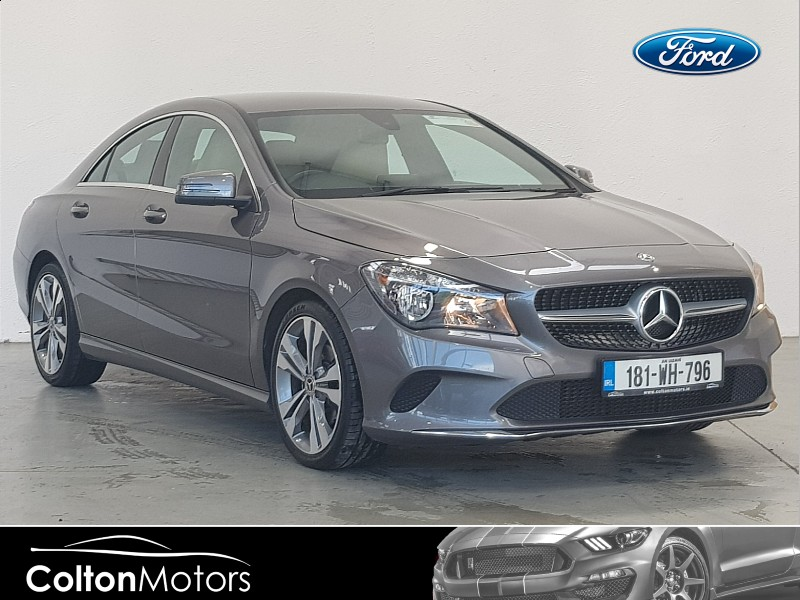Used Mercedes-Benz CLA-Class 2018 in Westmeath