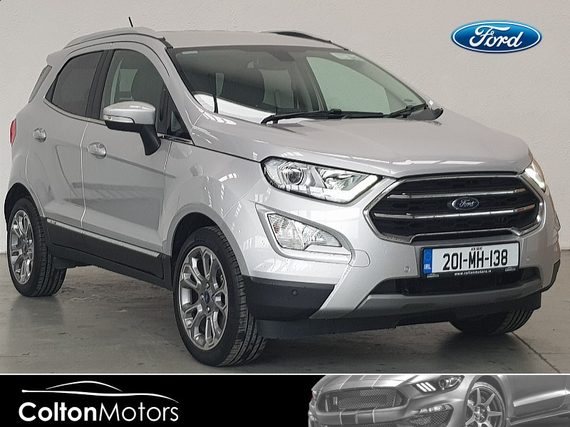 Used Ford EcoSport 2020 in Westmeath