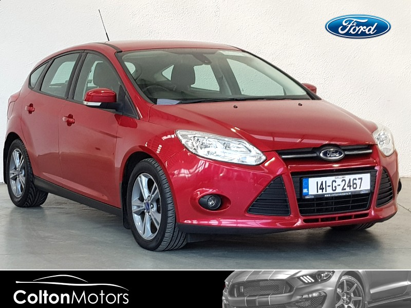 Used Ford Focus 2014 in Westmeath