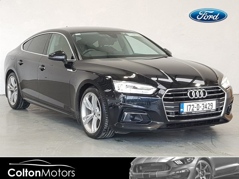Used Audi A5 2017 in Westmeath