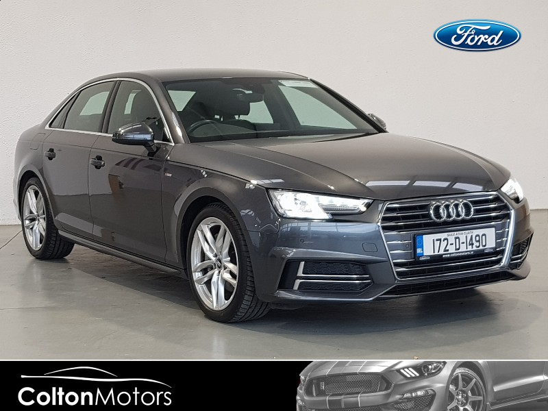 Used Audi A4 2017 in Westmeath
