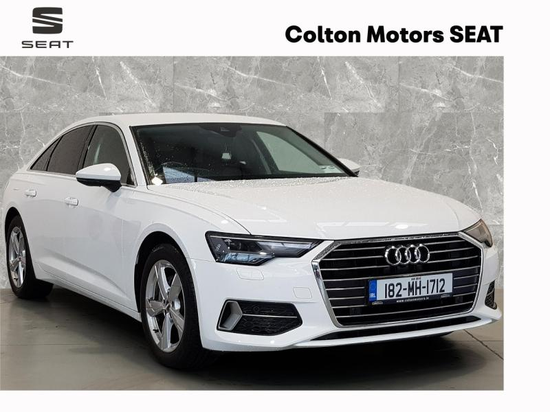 Used Audi A6 2018 in Westmeath