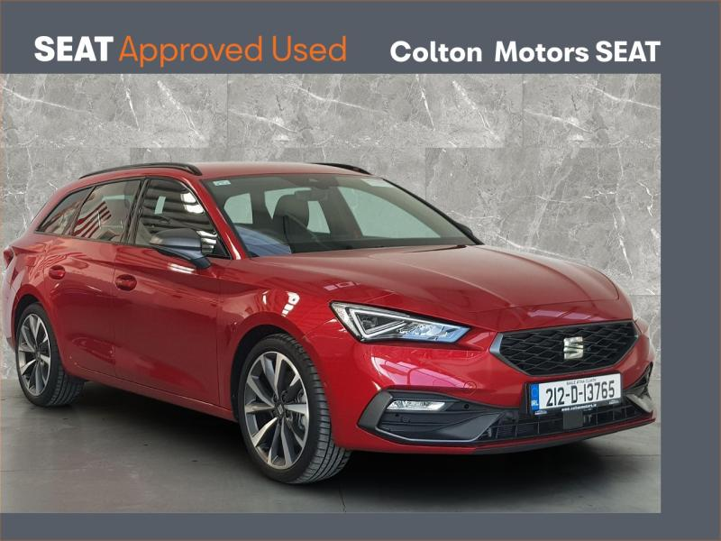 Used SEAT Leon 2021 in Westmeath
