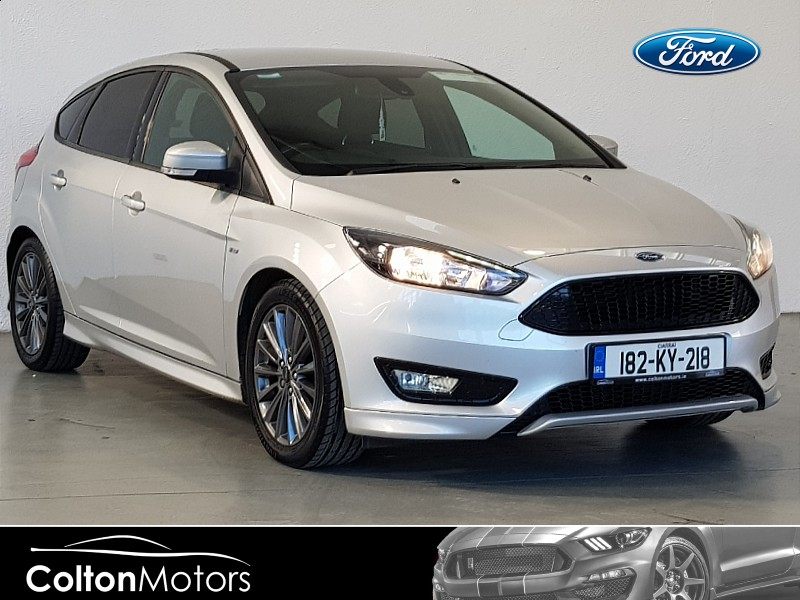 Used Ford Focus 2018 in Westmeath